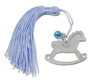 Silver 925° Rocking Horse