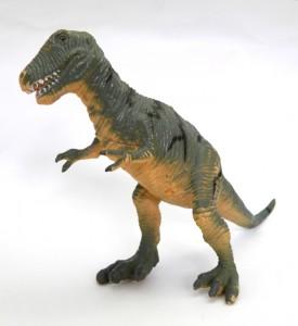 Δεινοσαυράκι πλαστικό παιχνίδι / Dinosaur plastic toy before coating
